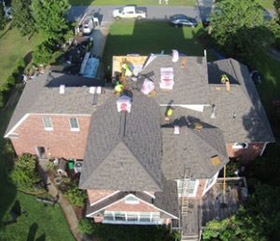 Roof Repair in McAllen
